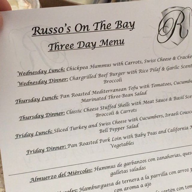 Russo's On The Bay is proud to be apart of the Get
